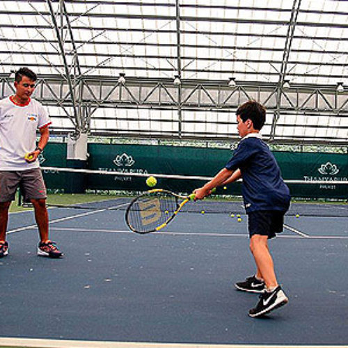 Beginner Tennis – Mental Game and Technique